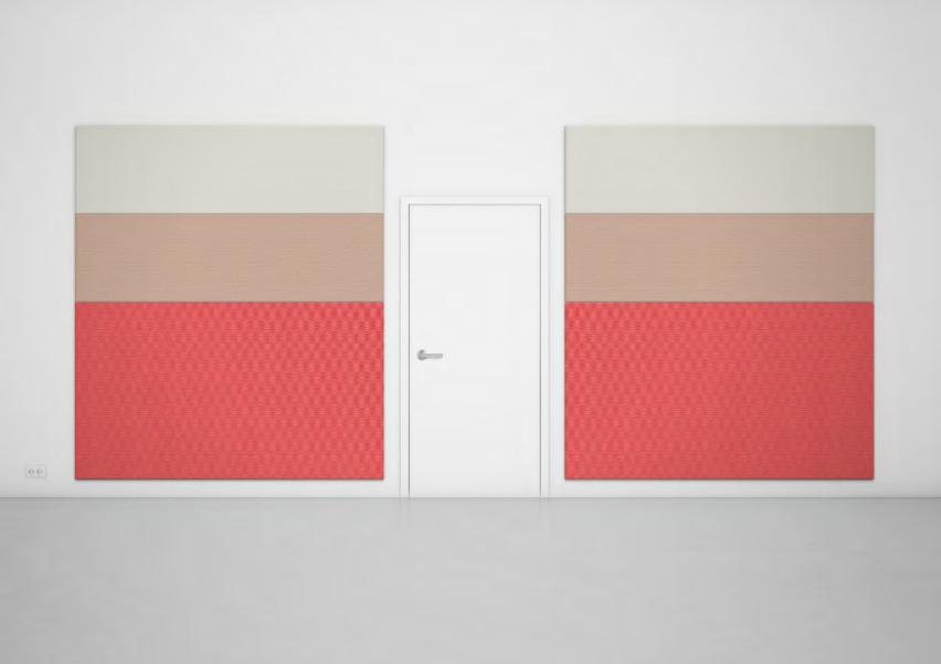 lehner akustik kvadrat soft cells akustikpaneelen. Black Bedroom Furniture Sets. Home Design Ideas