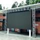 Giessenpark_LED Wand