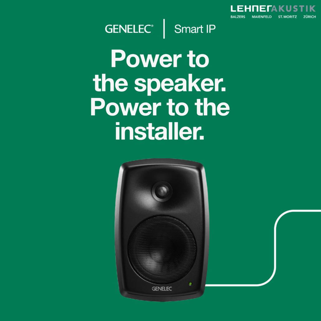 Genelec Smart-IP